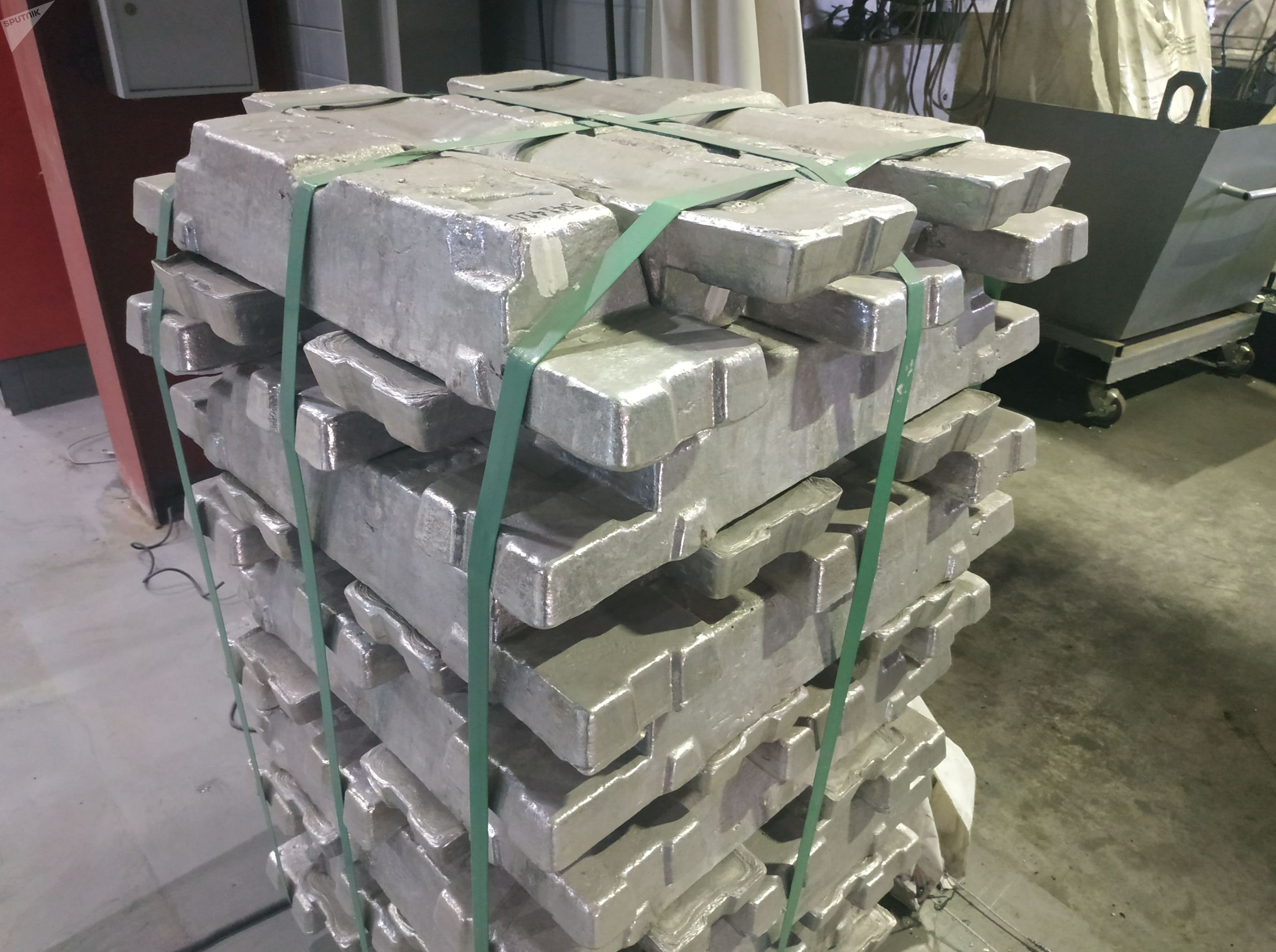 Производство алюминия на Gissenhaus