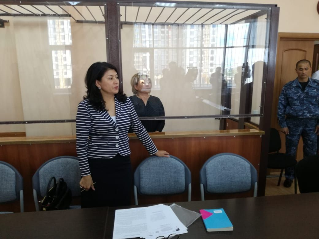 Бұрынғы білім және ғылым вице-министрі Эльмира Суханбердиеваға қатысты алғашқы сот отырысы