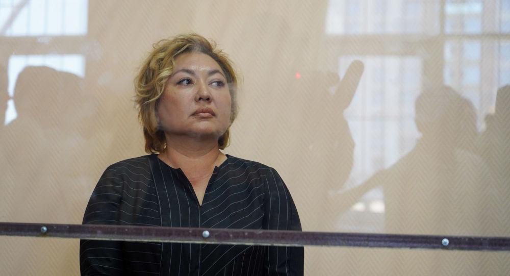 Бұрынғы вице-министр Эльмира Суханбердиева