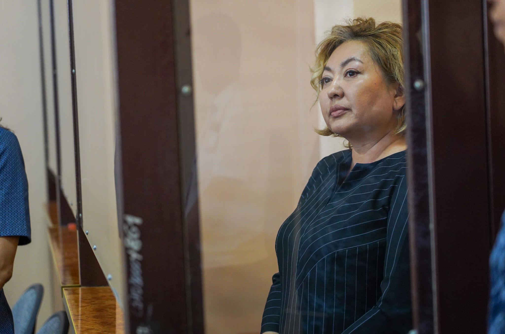 Вице-министр образования и науки Эльмира Суханбердиева признана виновной.