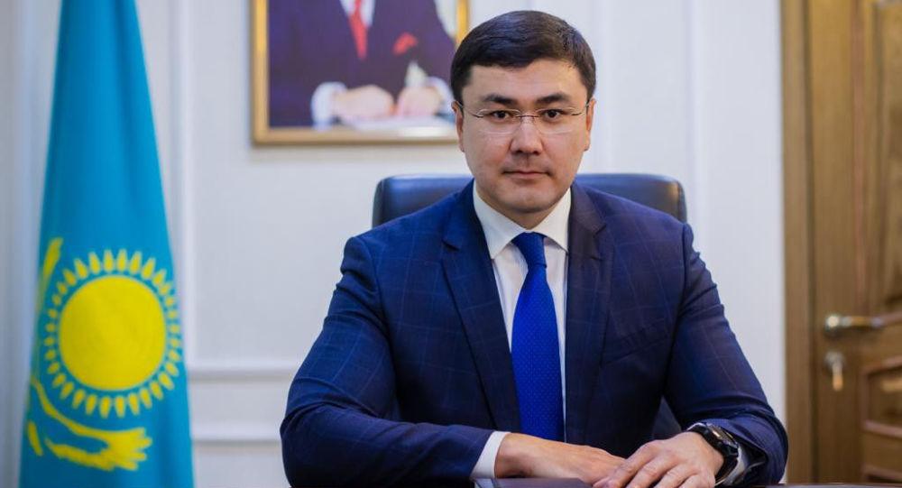 Бақтияр Мәкен Нұр-Сұлтан қаласы әкімінің орынбасары болып тағайындалды