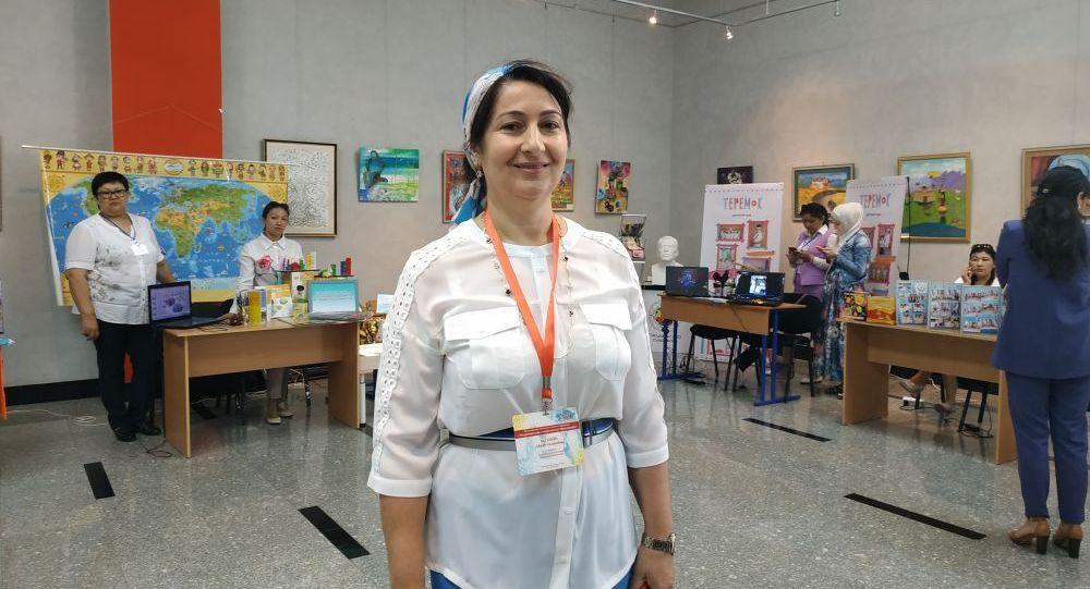Учредитель казахстанской ассоциации дошкольных организаций Айшат Вагапова
