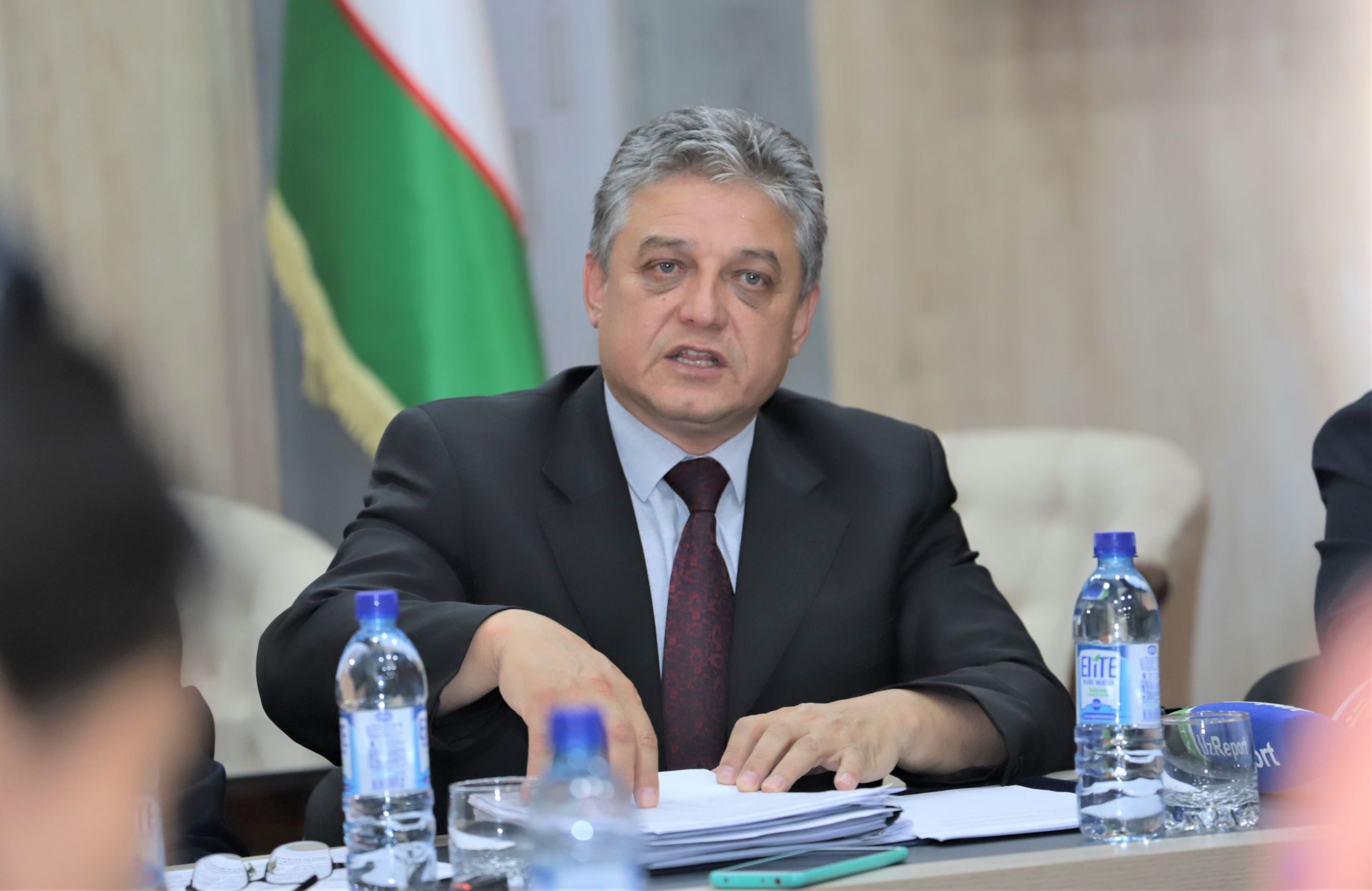 Руководитель АО Тепловые электрические станции Руслан Мубаракшин