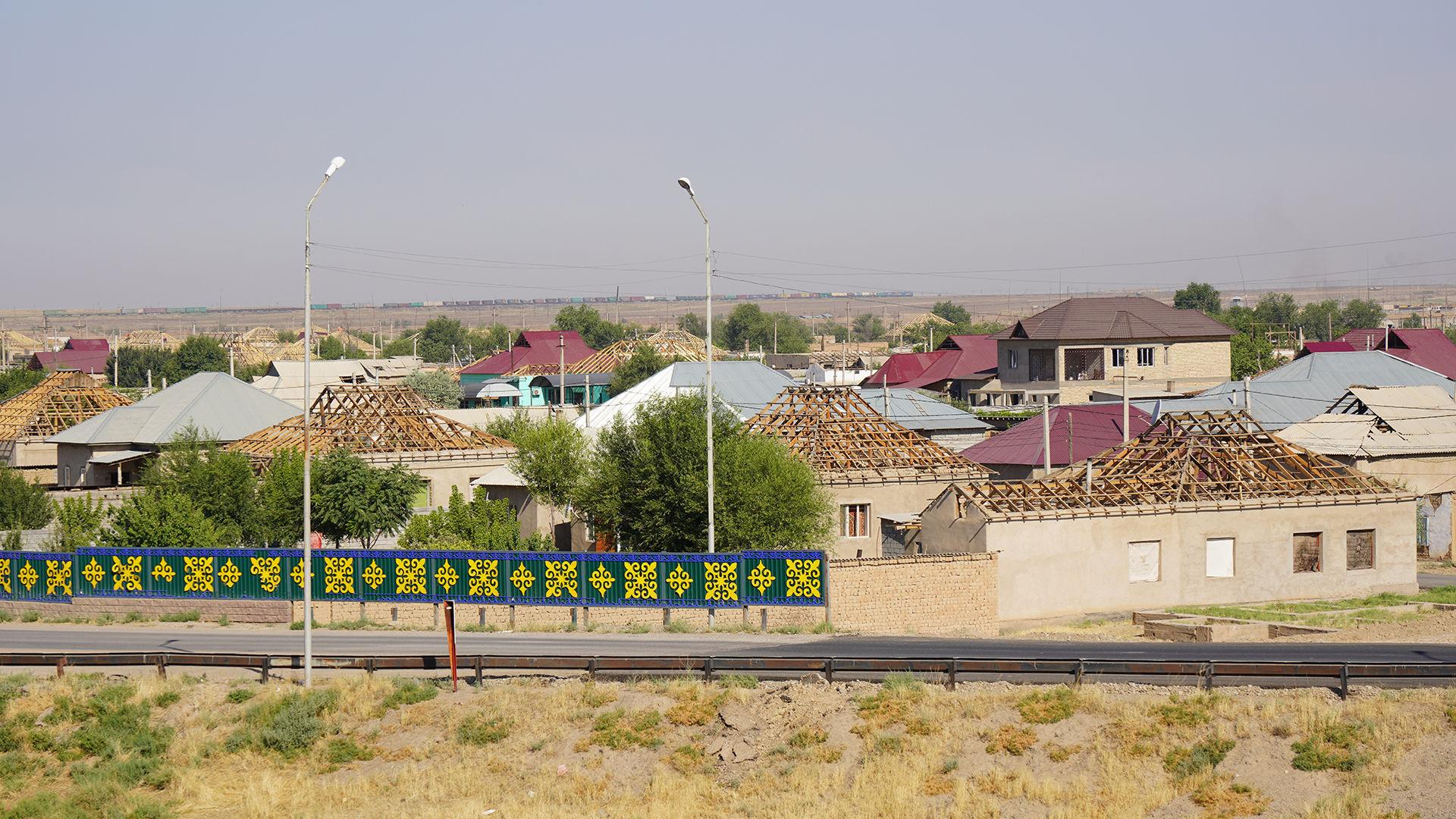Строительство домов в Арыси