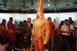 Выставка «Великая Степь: история и культура» по проекту «Шествие Золотого человека по музеям мира»