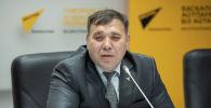 Вице-президент Федерации бильярда Казахстана Ерболат Жумагулов