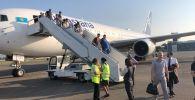 Air Astana ұшағынан ақау табылды