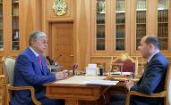 Қазақстан президенті Қасым-Жомарт Тоқаев бас прокурорды қабылдады