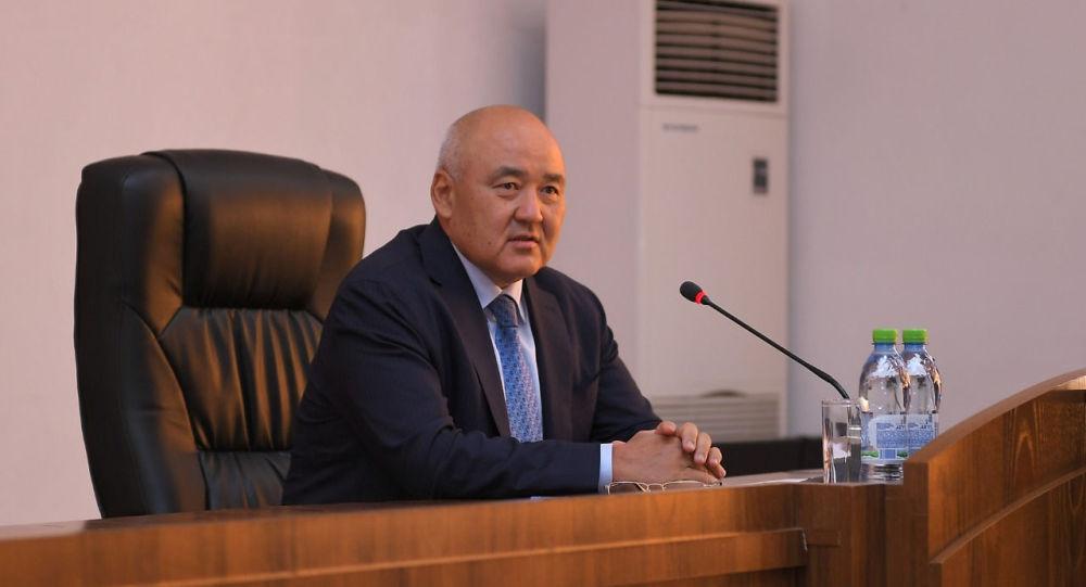 Аким Туркестанской области Умирзак Шукеев