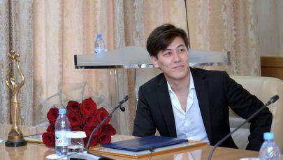 Адильхан Макин в Петропавловске