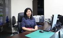 Гульзира Жусупова, заместитель руководителя центра рационального использования лекарственных средств и оценки медицинских технологий РЦРЗ