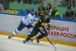 Дамир Рыспаев в матче с карагандинской Сарыаркой