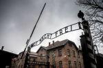 Центральные ворота бывшего концентрационного лагеря Аушвиц-Биркенау в Освенциме