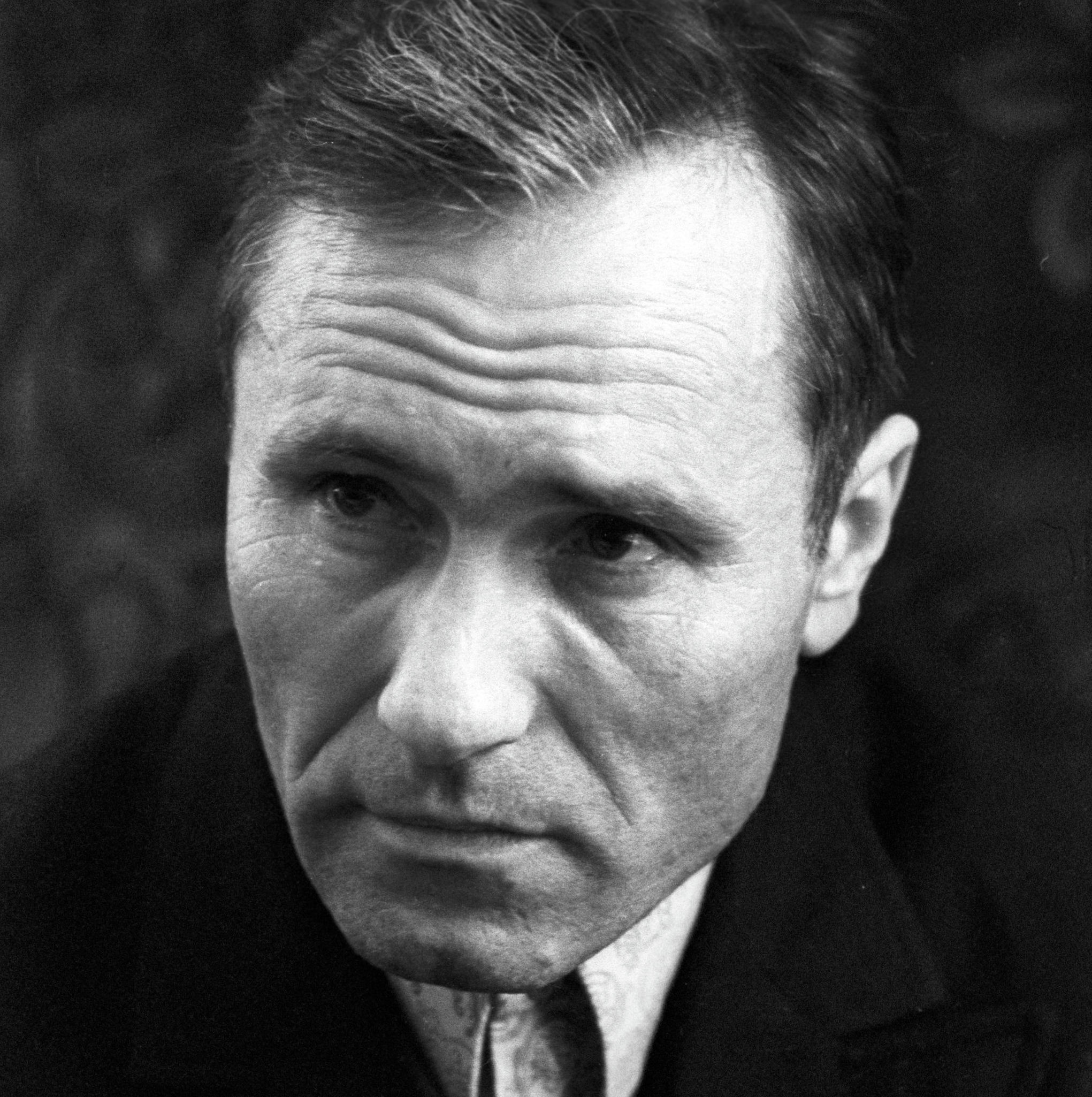 Советский писатель, режиссер, актер Василий Макарович Шукшин