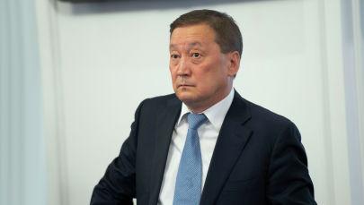Министр сельского хозяйства Казахстана Сапархан Омаров