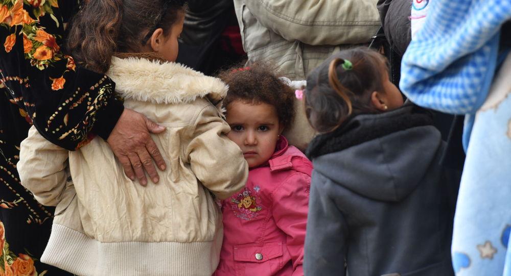Идлиб провинциясындағы Әбу-Духур гуманитарлық дәлізі
