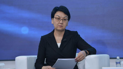 Вице-министр образования и науки Казахстана Фатима Жакыпова