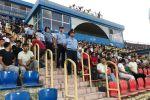 Ордабасы - Млада Болеслав футбол матчындағы полиция