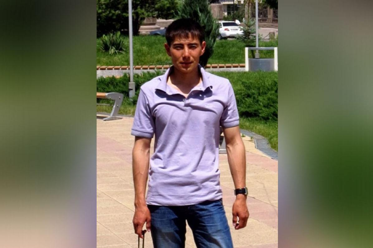 Пропавший молодой мужчина Салыков Сагындык Ерденович, 1990 года рождения