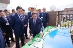 Премьер-министр Казахстана Аскар Мамин с рабочей поездкой в Акмолинской области