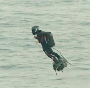 Летающий человек