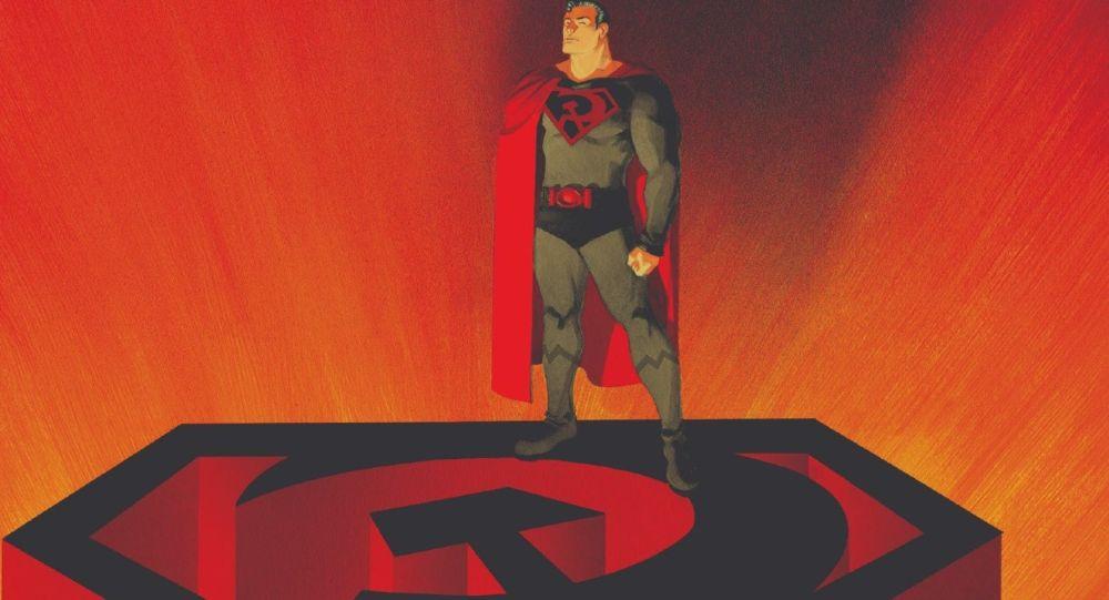 Фильм Супермен. Красный сын будет сниматься по графической повести, написанной Марком Милларом в 2003 году
