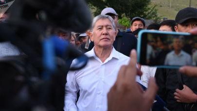 Алмазбек Атамбаев