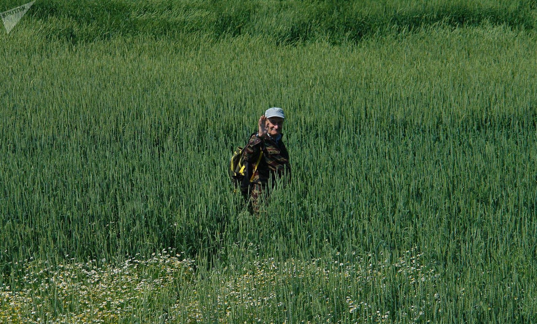 Профессор Северо-Казахстанского государственного университета имени Манаша Козыбаева Андрей Солодовник