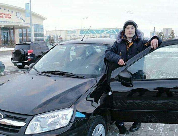 Директор автошколы для людей с ограниченными возможностями Салимхан Сабитов