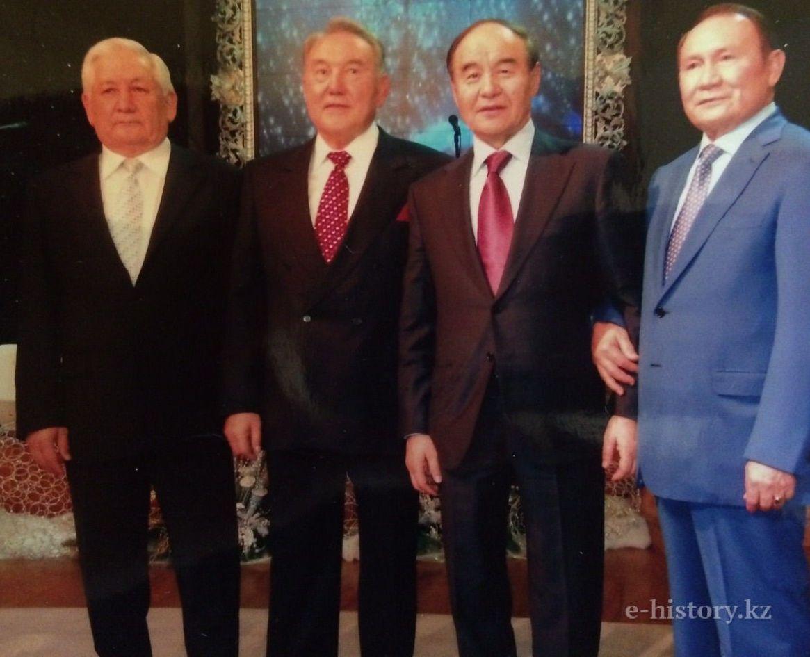 Скончался друг Назарбаева, экс-депутат Сатыбалды Ибрагимов