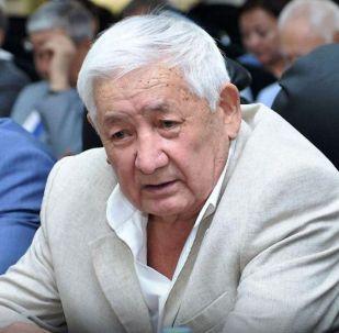 Экс-депутат Сатыбалды Ибрагимов