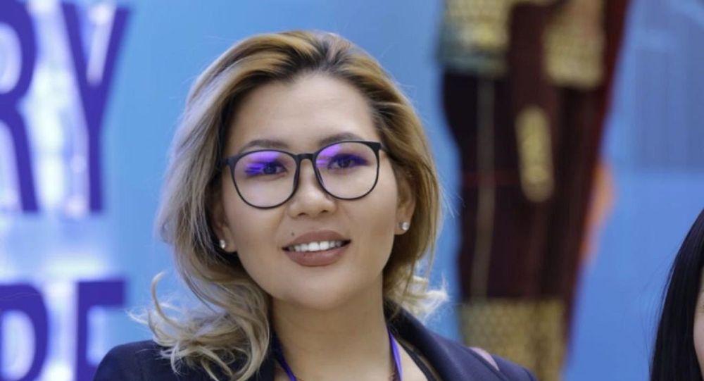 Заместитель руководителя центра укрепления общественного здоровья Национального центра общественного здравоохранения Камила Туякбаева