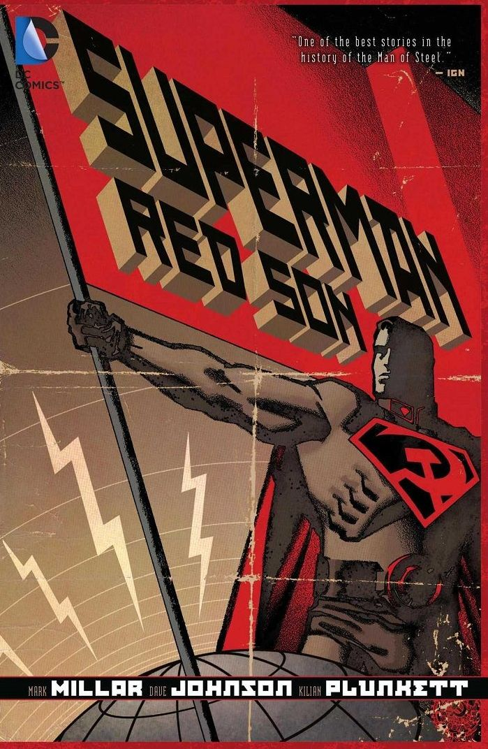 Супермен: Красный сын, вероятно, продолжит успех последних фильмов, снятых по комиксам из вселенной DC