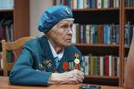 Ветеран Великой Отечественной войны Раиса Сафоничева