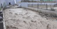 Критический расход воды в русле реки Каргалы не наблюдается