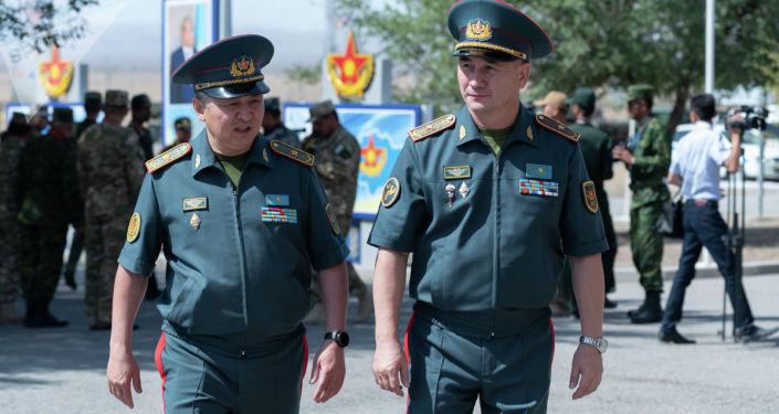 Казахстан в этом году принимал соревнования в рамках международных Армейских игр в четвертый раз