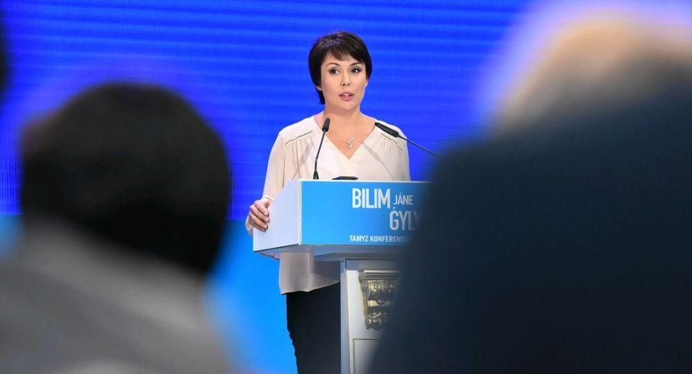 Уполномоченный по правам ребенка в Казахстане Аружан Саин
