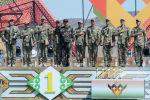 Казахстанские военные стали лидерами во всех трех дисциплинах соревнований Международных армейских игр – 2019, проходивших на полигоне 40-й военной базы Отар, став первыми в конкурсах Уверенный прием, Мастера артиллерийского огня и Соколиная охота
