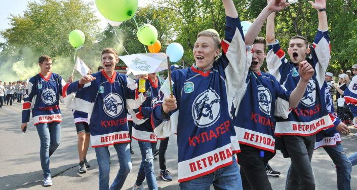 Фестиваль кумыса в Петропавловске