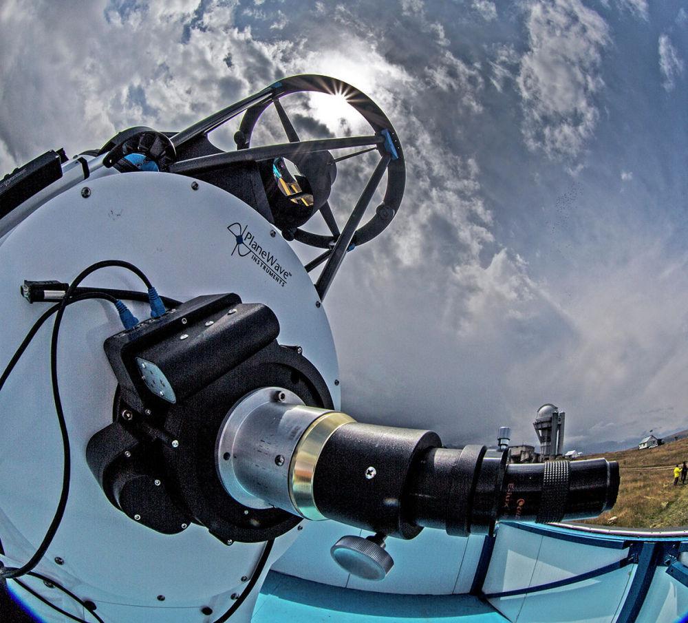 Обсерватория Ассы-Тургень. Новый  скоростной телескоп NUTTeIA-TAO