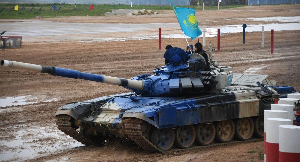 Халықаралық армия ойындары - 2019