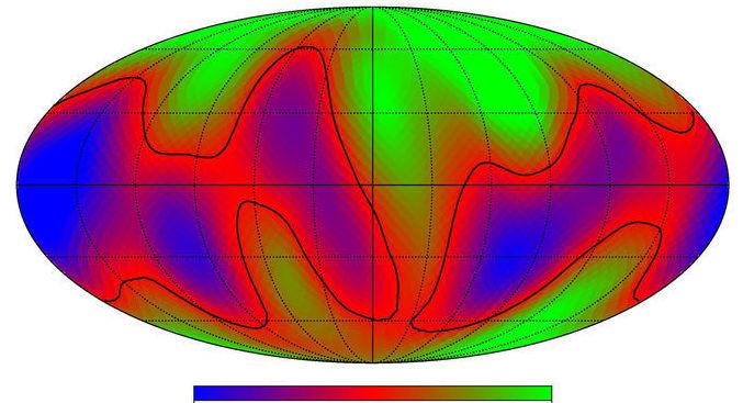 Как видели бы Землю инопланетные астрономы