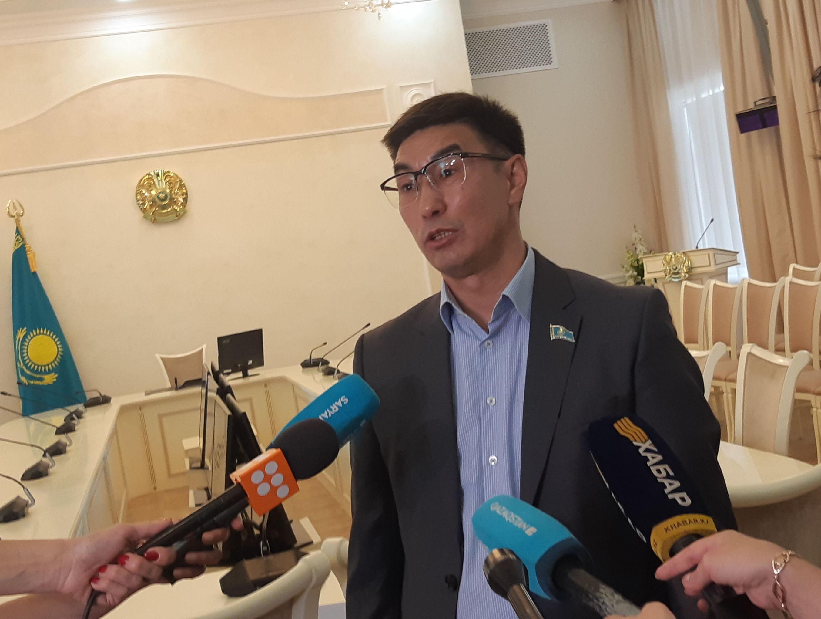 Депутат карагандинского маслихата Бейбит Досжанов