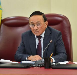 Председатель общественного совета Нур-Султана Сансызбай Есилов