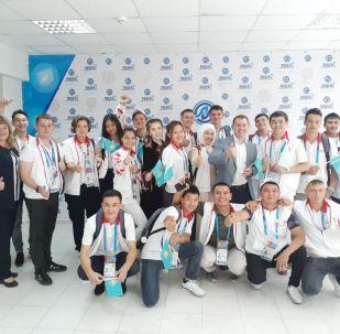 Казахстанская сборная принимает участие в чемпионате по профмастерству WorldSkills Kazan 2019