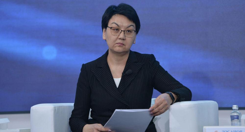 Плагиат в научной работе Фатимы Жакыповой подтвердили российские эксперты