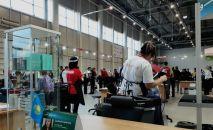 Казахстанская сборная в составе 34 человек выступает по 31 основной компетенции: от мобильной робототехники до кондитерского дела