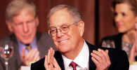 Американский предприниматель, миллиардер и один из самых богатых людей в мире Дэвид Кох