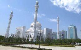 В Чечне открывается самая большая в Европе мечеть