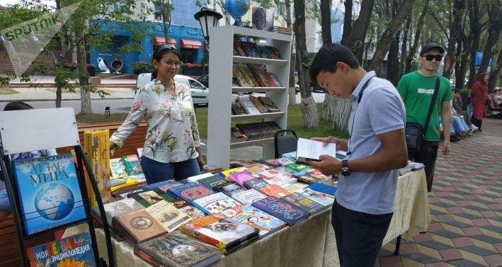 На грандиозном книжном фестивале Kitap Fest Nur-Sultan представлены произведения различных жанров